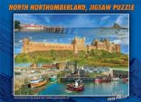 NORTH NORTHUMBERLAND 1000 piece Jigsaws Puzzle